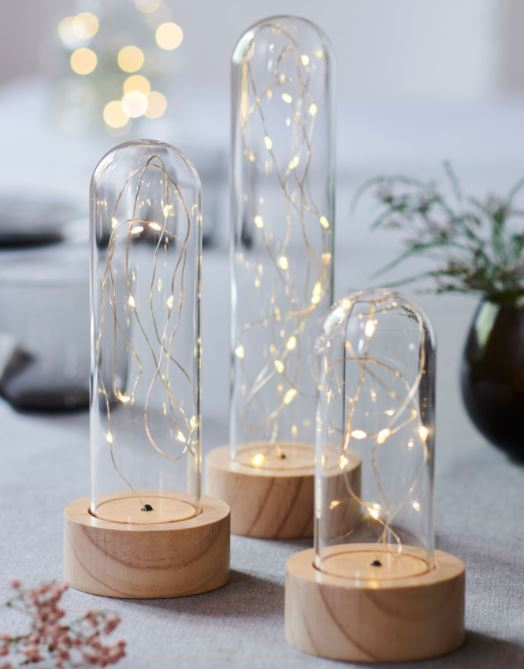 bella 3 pcs set wood